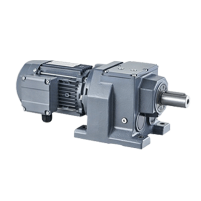 Helical Gearmotor R Series