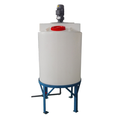 Industrial And Chemical Mixing Tanks